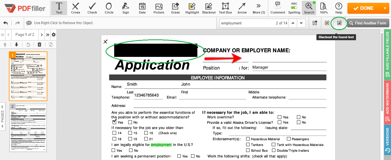 DaDaDocs integration with Box