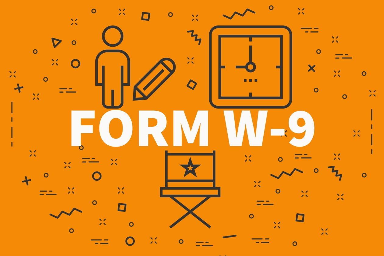 This is a picture of Transformative Printable W9 Form