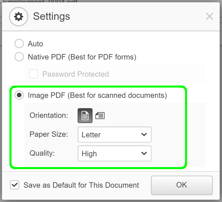Convert Word Document to PDF | PDFfiller