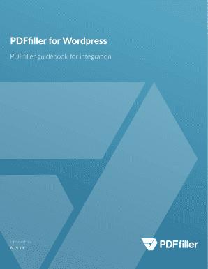 WordPress Guidebook
