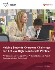 Helping Students Overcome Challenges and Achieve High Results with PDFfiller