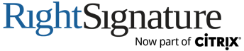 Citrix RightSignature