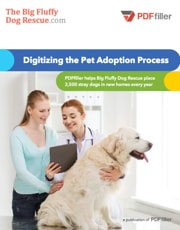 Digitizing the Pet Adoption Process