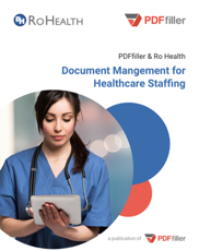 Document Management for Healthcare Staffing